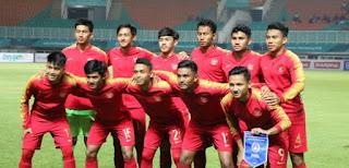 Daftar Pemain Timnas Indonesia U-19 di Piala Asia 2018 (AFC U-19 Championship)