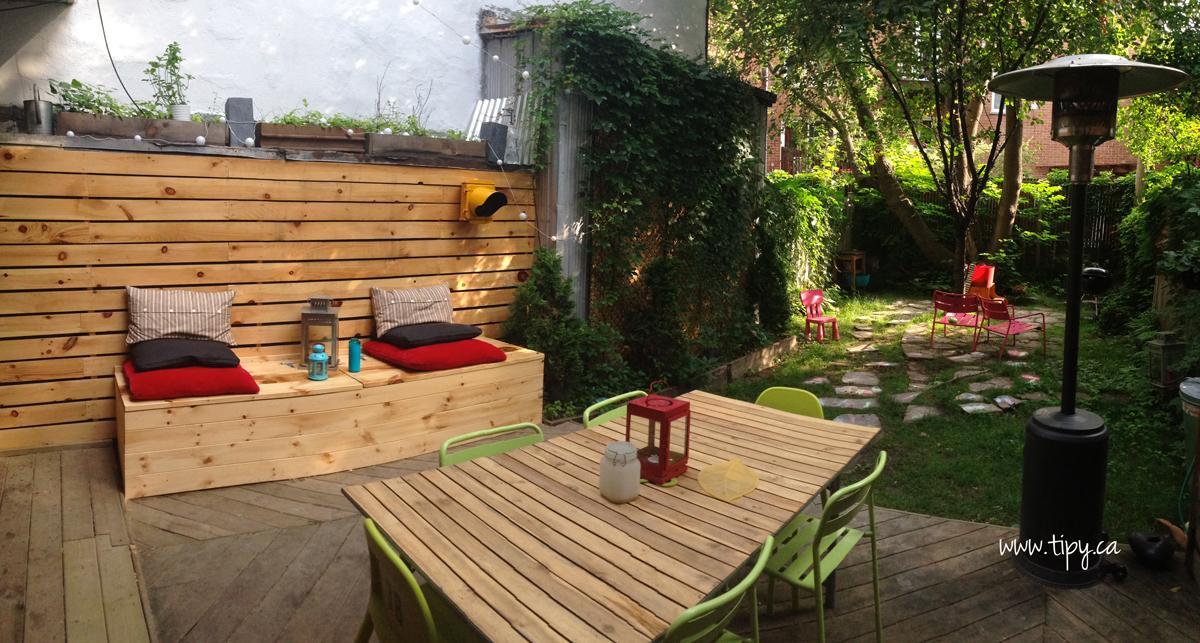 am nagement ext rieur ma terrasse comme un riad marocain ou presque. Black Bedroom Furniture Sets. Home Design Ideas