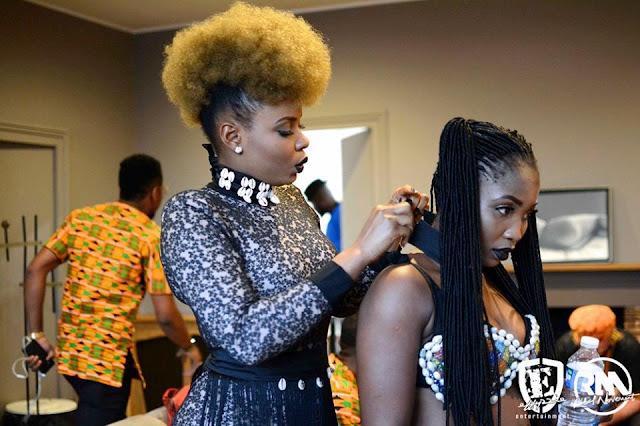 Global music force Yemi Alade​, kicked off the first leg of her Mama Africa World Tour in France