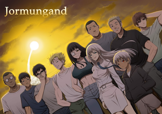 Jormungand BD Sub Indo : Episode 1-12 END | Anime Loker