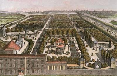 Vauxhall Gardens by Samuel Wale c1751