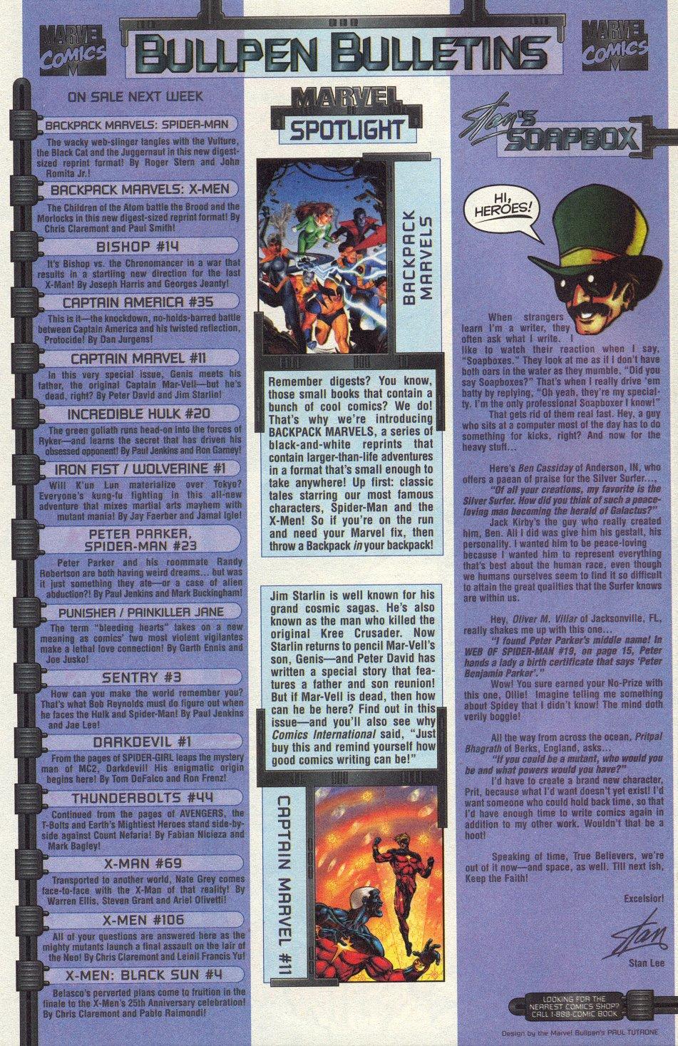 Thor (1998) Issue #29 #30 - English 19