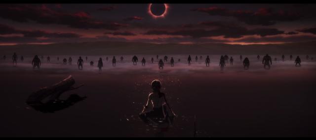 Berserk III El Advenimiento, Griffith, Eclipse