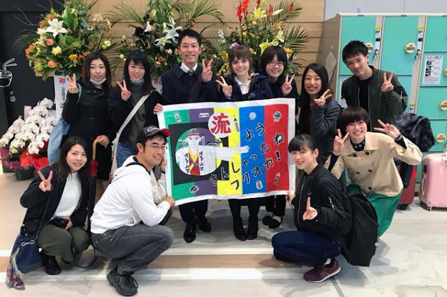 福岡よさこいチーム「流」