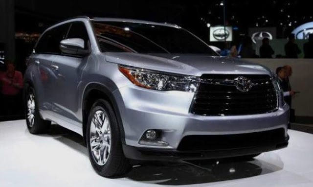 2018 Toyota Highlander Review