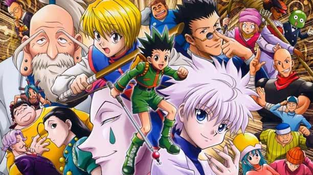 Hunter X Hunter - Anime Action Fantasy Terbaik dan Terseru