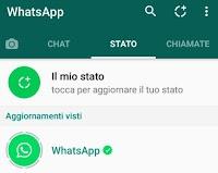 Stato su Whatsapp, come usarlo, opzioni e significato
