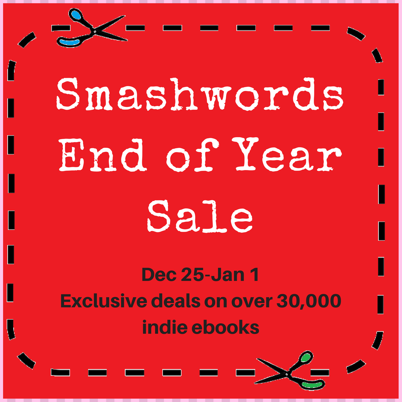 Smashwordsendofyearsaleg smashwords end of year sale starts december 25 fandeluxe