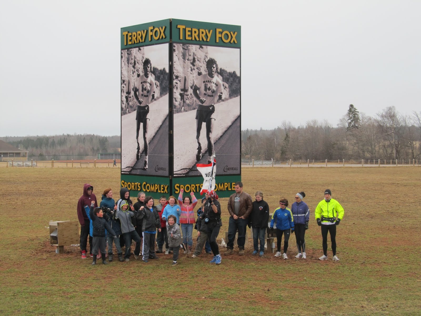Terry Fox Running Shoes