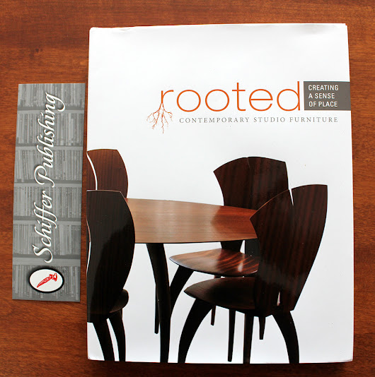 """Rooted"" book has arrived..."