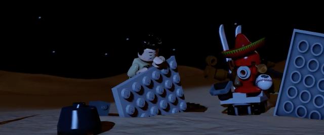 Expande la historia original con el primer DLC de LEGO Star Wars que ya está disponible