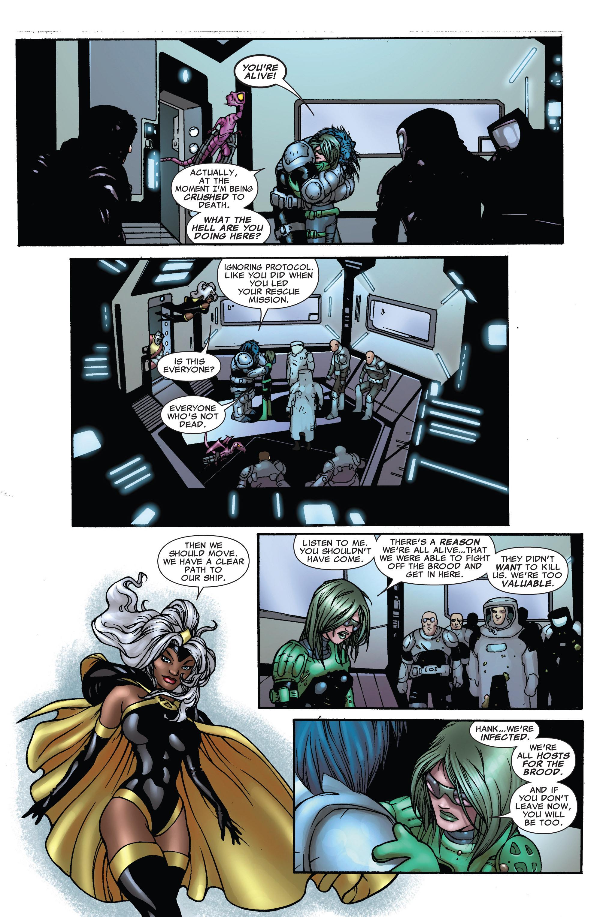 Read online Astonishing X-Men (2004) comic -  Issue #38 - 16