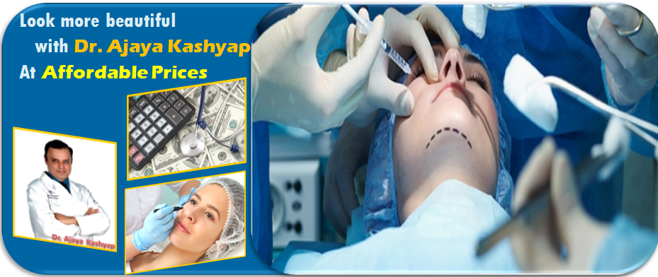 Amazing Cosmetic Surgery Cost with Dr. Ajaya Kashyap