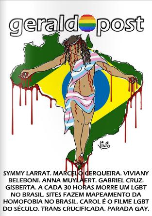 #PARADALGBT: A 3ª Edição de GERALDOPOST MAGAZINE