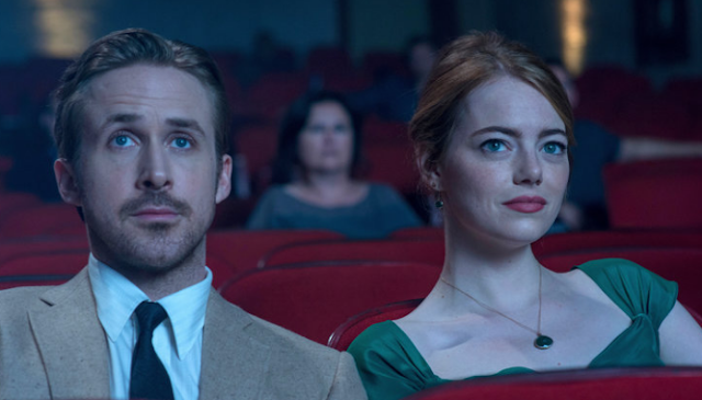 'La La Land ,'' Moonlight' Lead Golden Globe Nominations