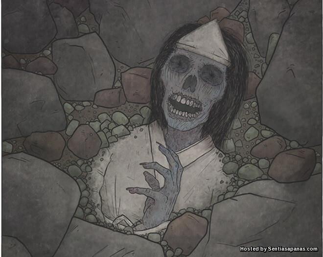6 Hantu Legenda Paling Popular Di Jepun