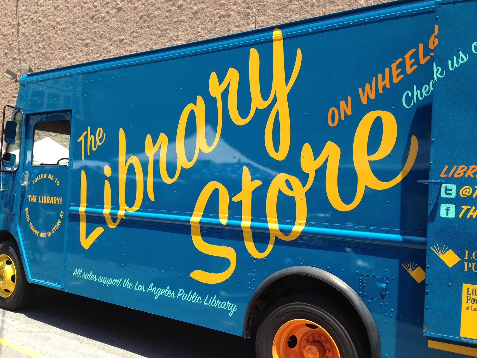 library store on wheels