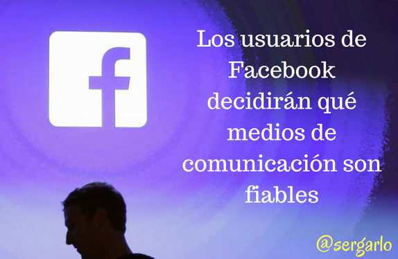 Facebook, redes sociales, medios de comuniación, fiables, social media, marketing digital