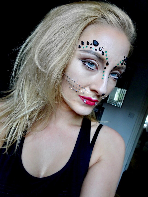 primark halloween makeup