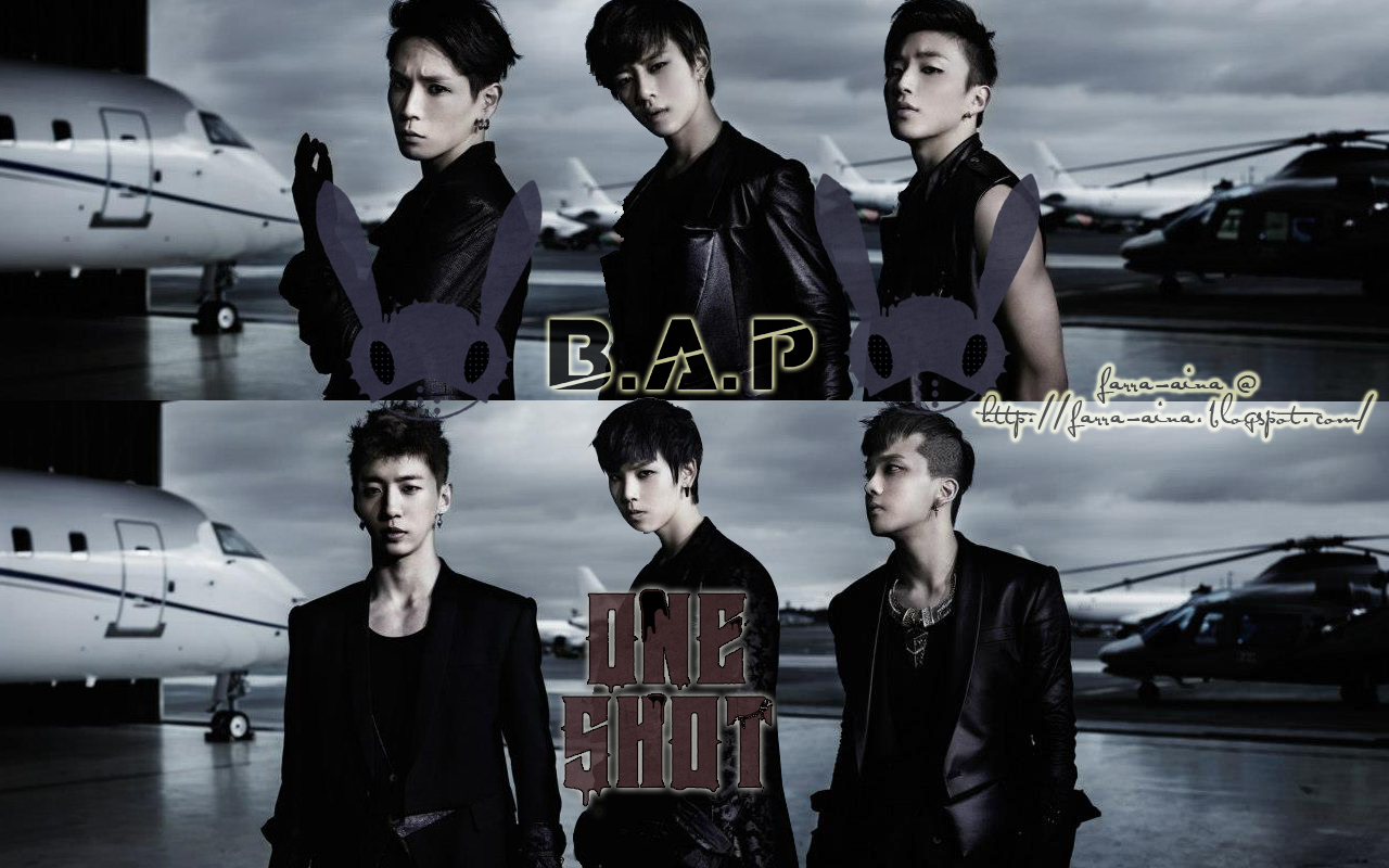 k-pop lover ^^: B.A.P - One Shot WALLPAPER