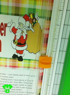 Candy Bar Personalized Santa Letter