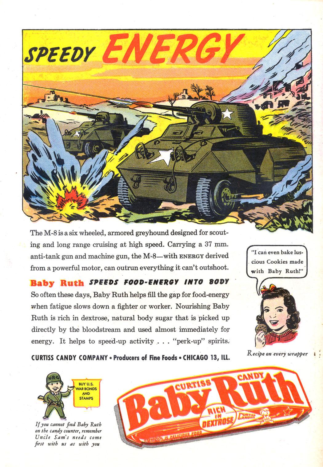 Read online Sensation (Mystery) Comics comic -  Issue #40 - 52