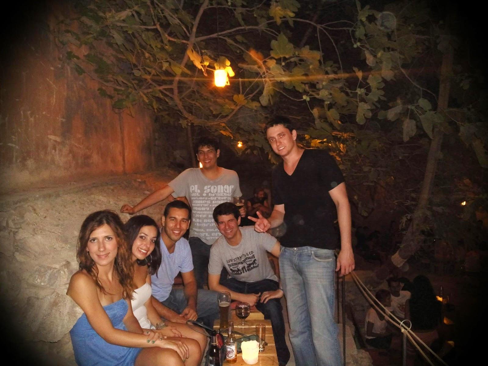 Bar em Atenas - Grécia