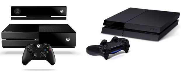 PS4 and Xbox One Sold Out