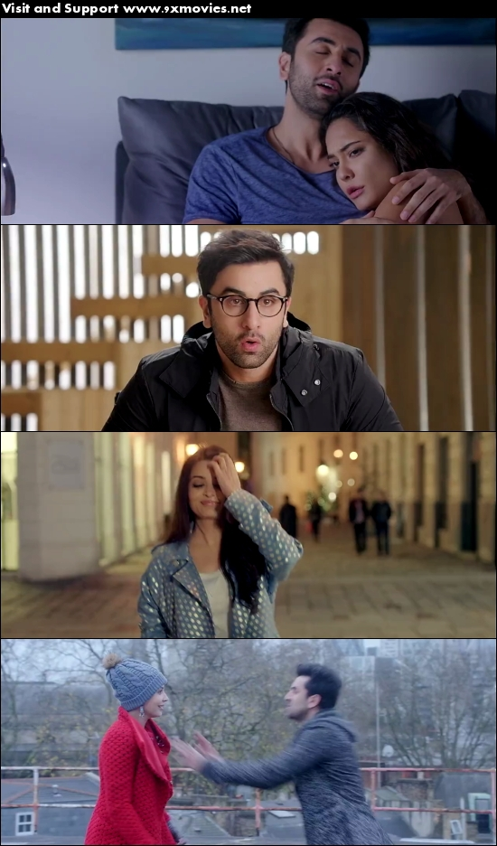 Ae Dil Hai Mushkil 2016 Hindi 720p BluRay