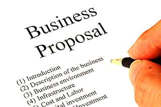 Proposal Usaha Studi Kelayakan Bisnis Star Comp