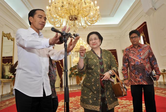 Pilihan Cawapres Jokowi, PDIP Tak Ingin Pemimpin yang Menciptakan Masalah