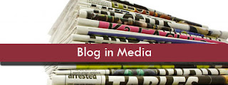 Blog In News Media