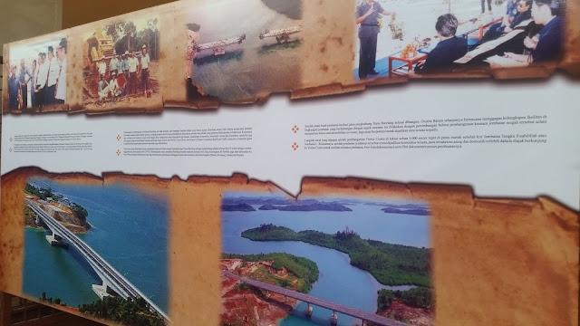 Pameran Sejarah Kota Batam