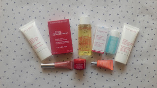 Clarins Samples