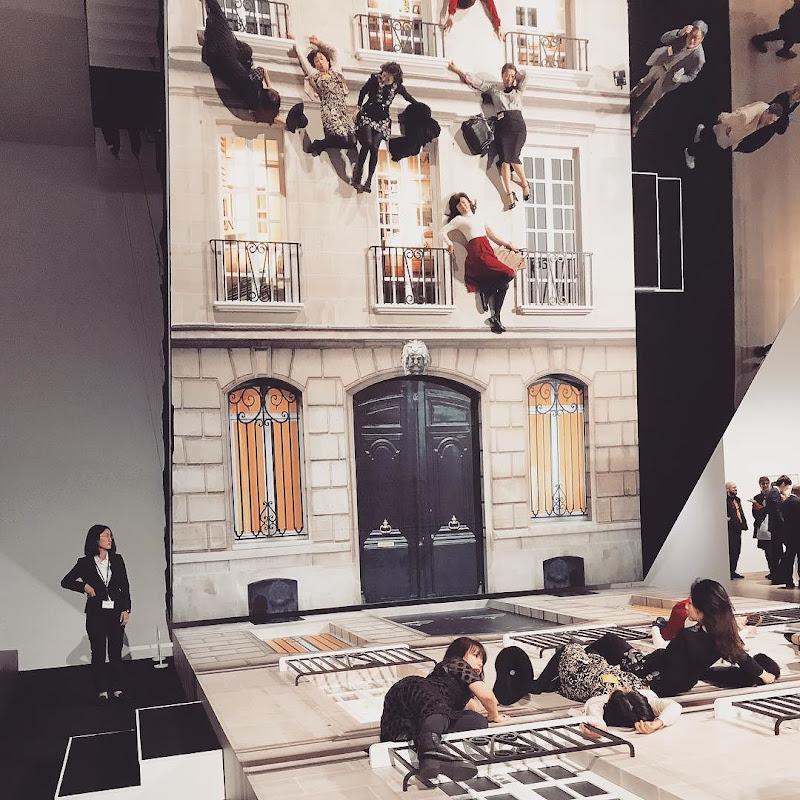 レアンドロ・エルリッヒ展:見ることのリアル | 森美術館 | 2017-11 【鑑賞メモ】