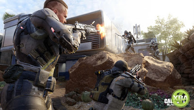 Screenshots Call of Duty: Black Ops III