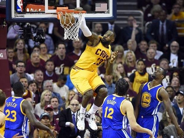 Finales NBA 2016