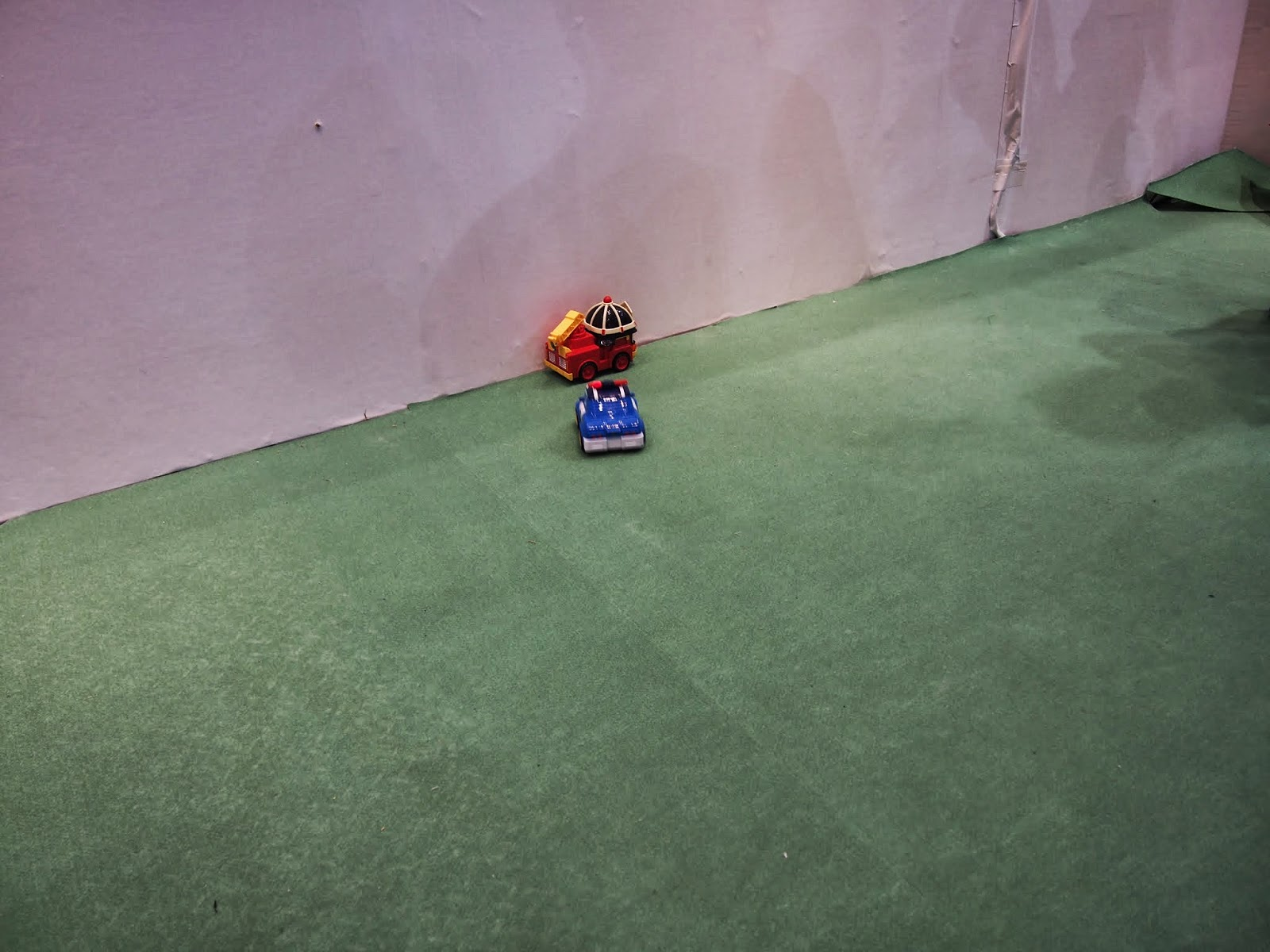 Lu。旅: [2013 Jun Tokyo] 東京國際玩具展 (中) (波力/樂高)