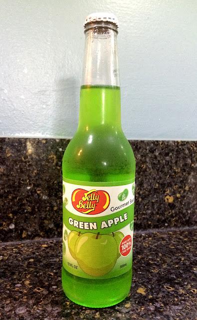 Jelly Belly Green Apple Soda
