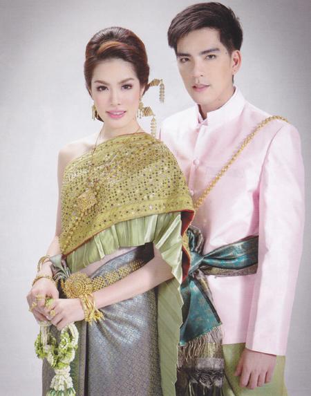 Thai Traditional Dress Jpg