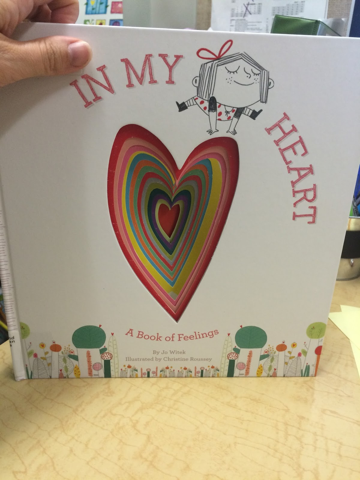 Books That Heal Kids Book Review In My Heart