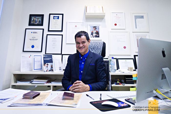 One Vine Migration Australia Alfeo Salcedo
