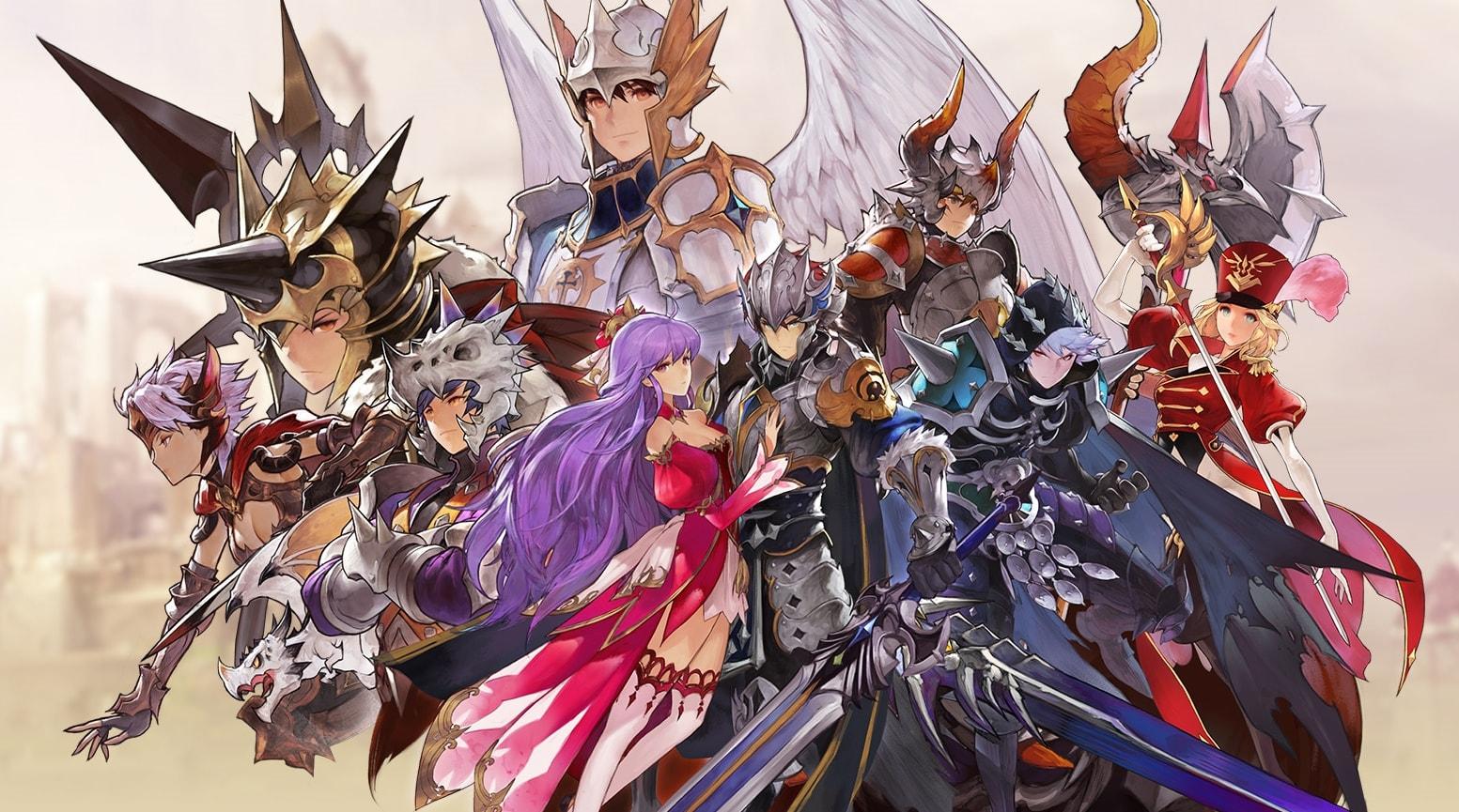 Seven Knights Japan Server Coming Soon!