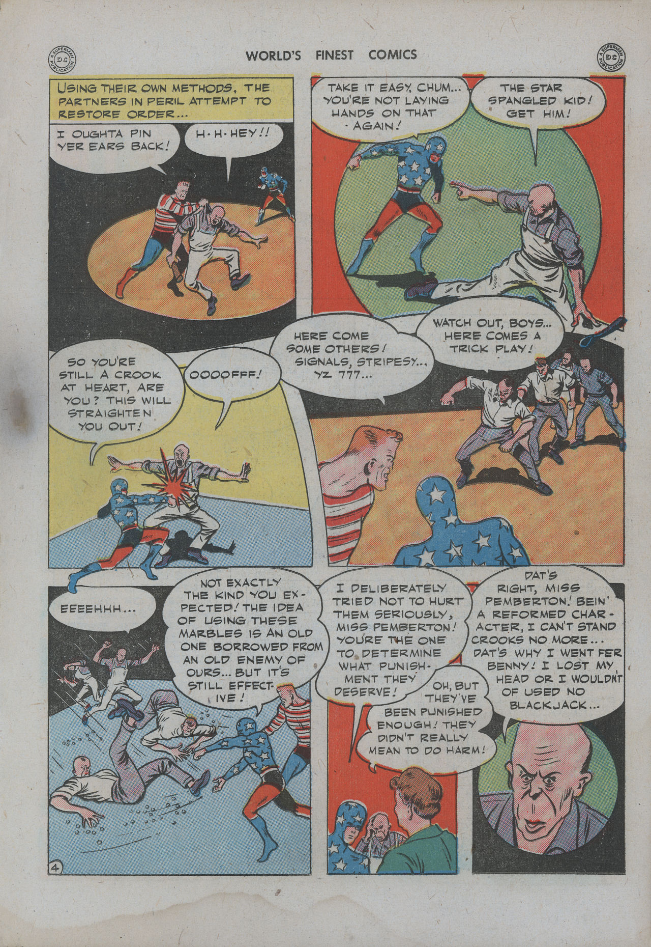 Read online World's Finest Comics comic -  Issue #15 - 20