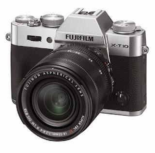 Harga dan Spesifikasi Lengkap Kamera Fujifilm XT10