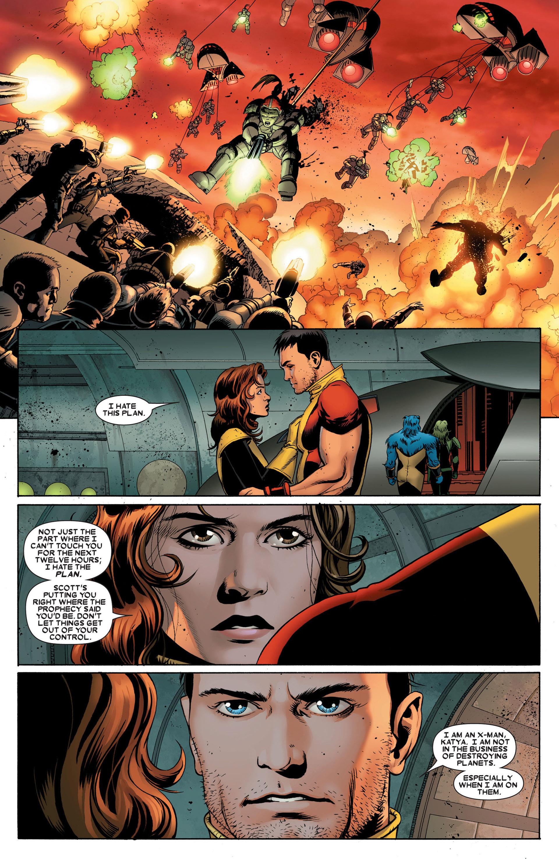 Read online Astonishing X-Men (2004) comic -  Issue #24 - 6