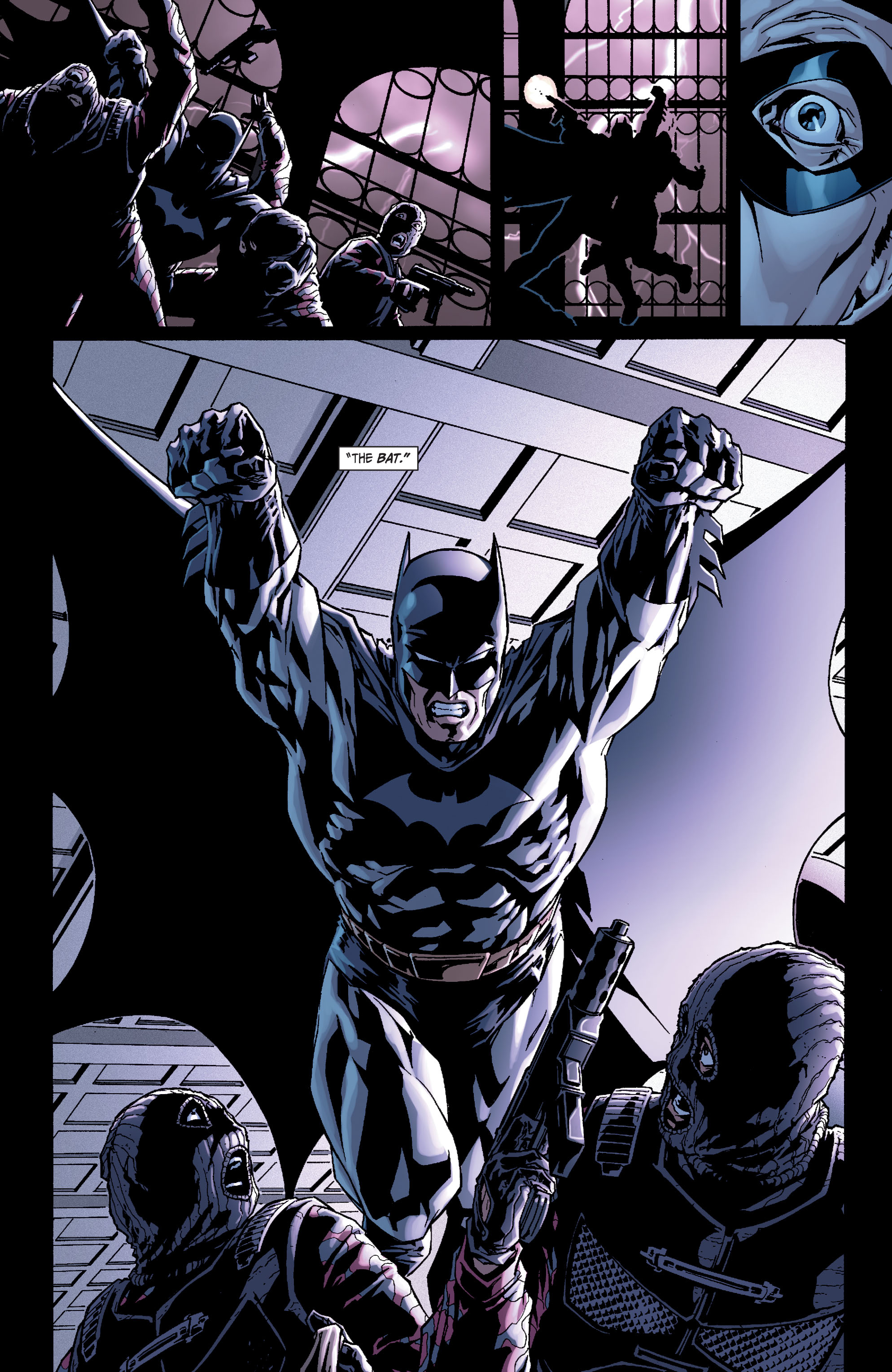 Read online Secret Six (2008) comic -  Issue #15 - 15