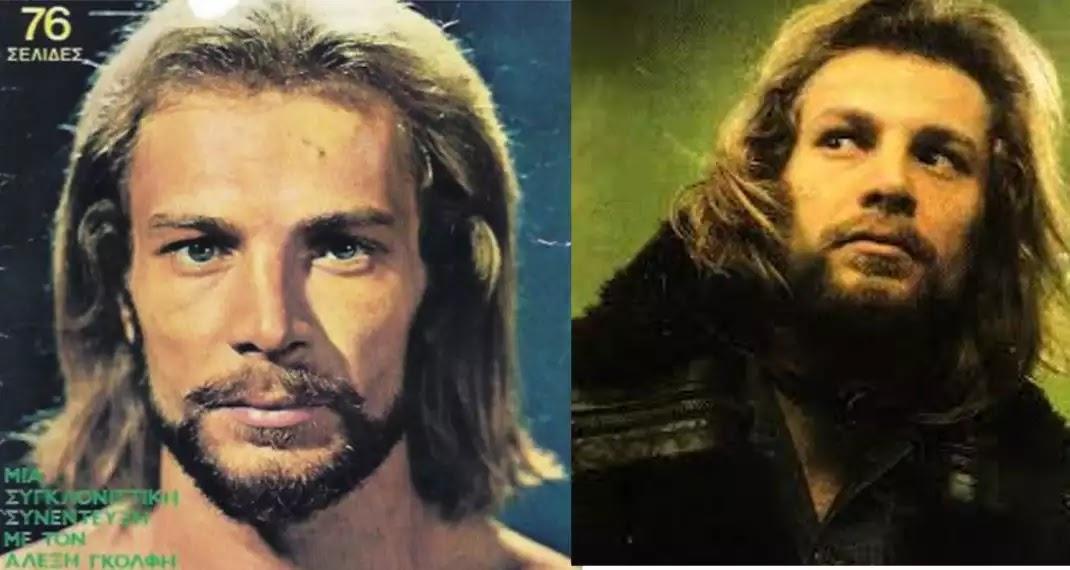 Είναι ο Ελληνας τηλεοπτικός Χριστός, ο ήρωας Μανωλιός-Χριστός στο μυθιστόρημα του Νίκου Καζαντζάκη «Ο Χριστός Ξανασταυρώνεται» που μεταφέρθηκε στην τηλεόραση το 1975.