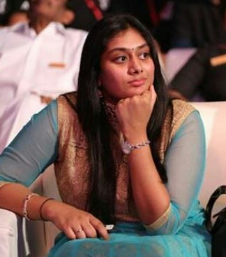 Prabhas Sister Pragathi (Elder) Photo