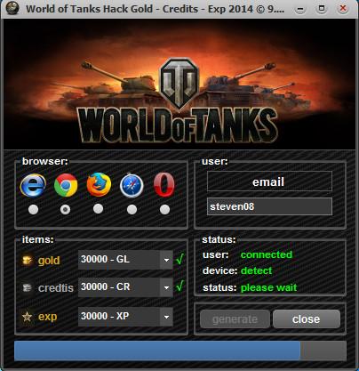 cheat codes on world of tanks